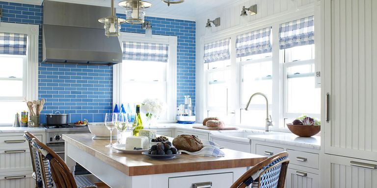 kitchen backsplash tile. Blue Kitchen Best Kitchen Backsplash Ideas  Tile Designs For Backsplashes