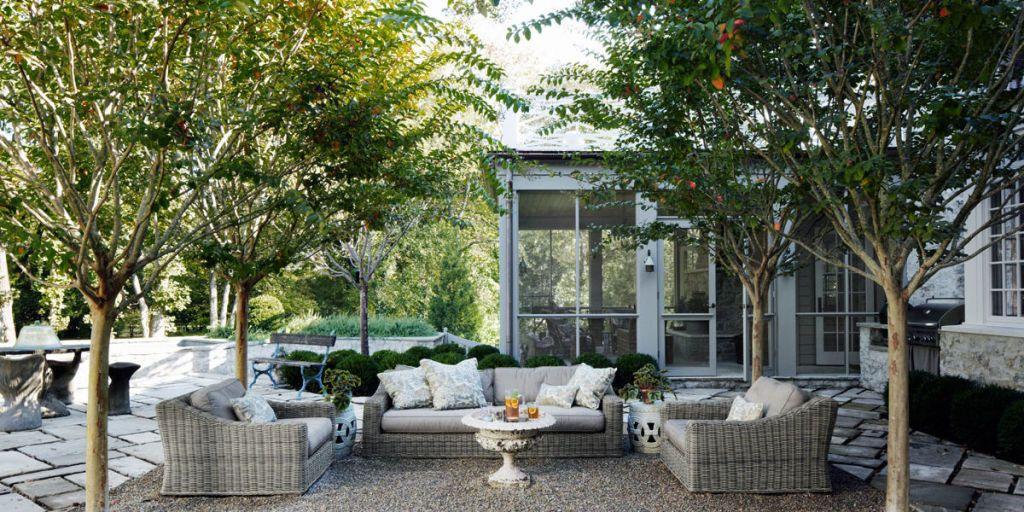 Cool Backyard Living Room Ideas Decoration