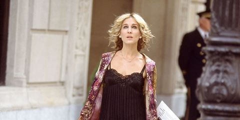 Hat, Dress, Formal wear, Fashion, Jewellery, Blazer, Blond, Street fashion, Haute couture, Fashion design,