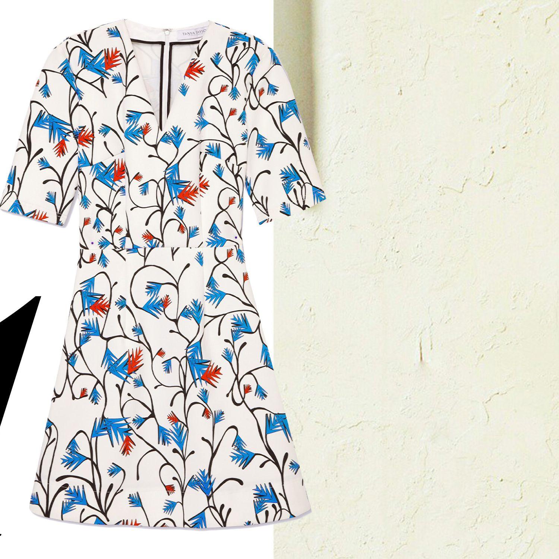 "<a href=""http://instagram.com/jxxsy"">@jxxsy</a><em>Tanya Taylor dress, $750, <a href=""http://shop.harpersbazaar.com/designers/tanya-taylor/cleo-dress-5/"">shopBAZAAR.com</a>.</em>"
