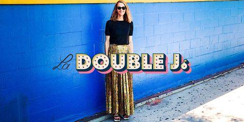 Vive La Double J