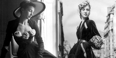 Christian Dior 1940's