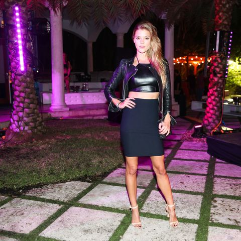 Nina Agdal's Playlist For Getting Fit