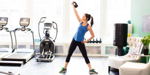 3 Kettle Bell Moves To Transform Your Body