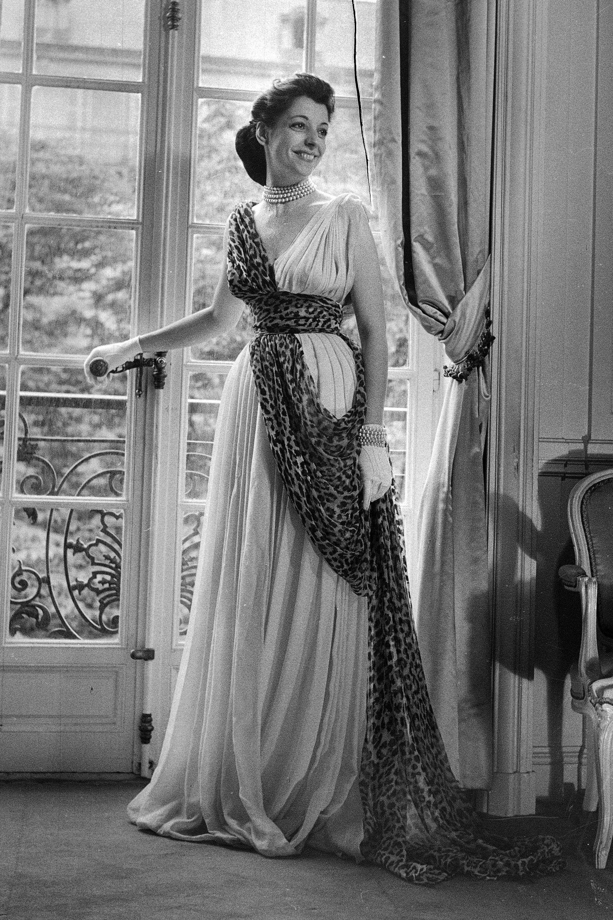 Christian Dior S New Look 1940 S Vintage Dior Fashion Photos