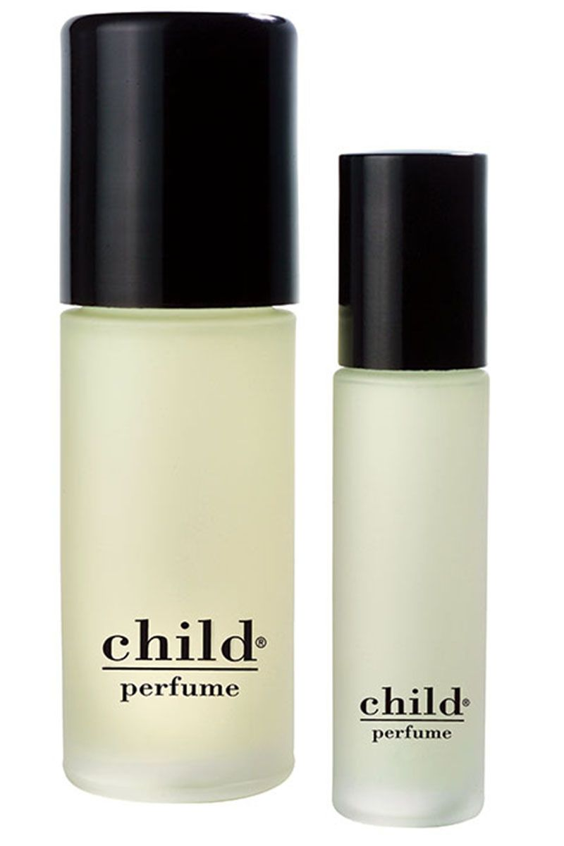 "<p>""I discovered Child oil in college. It's made by a Dallas local and if I remember correctly Madonna was rumored to have bought it, but now I am their VIP customer. I have been wearing it exclusively for 14 years now (the owner has even sent me care packages), because taxi cab drivers and my boyfriend constantly remind me why.""</p> <p><strong>Child Perfume</strong>, $98, <a href=""http://www.childperfume.com/products.html"">childperfume.com</a>.</p>"