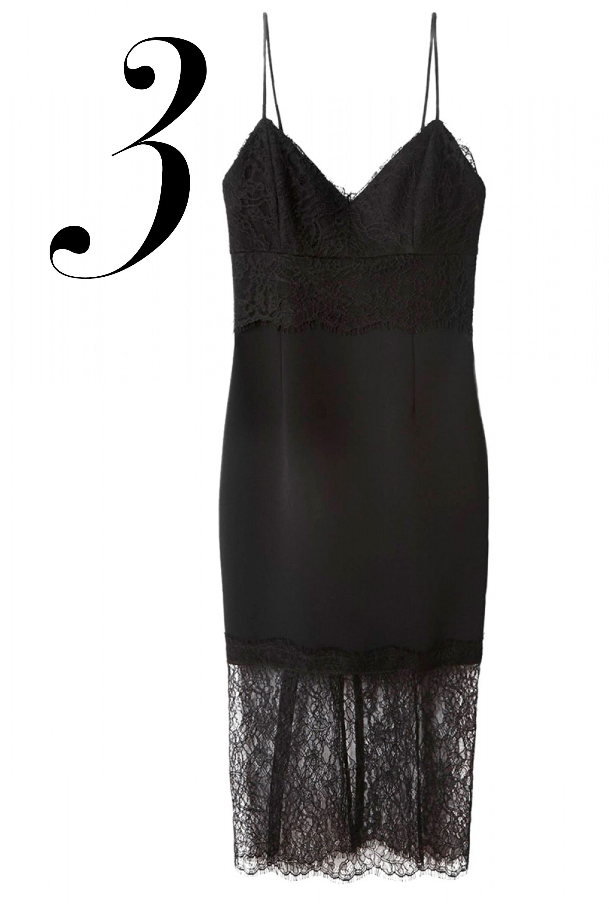 "<p><em>Nicholas dress, $535, <a href=""http://shop.harpersbazaar.com/designers/nicholas/lace-trim-dress/"" target=""_blank"">shopBAZAAR.com</a>.</em></p>"
