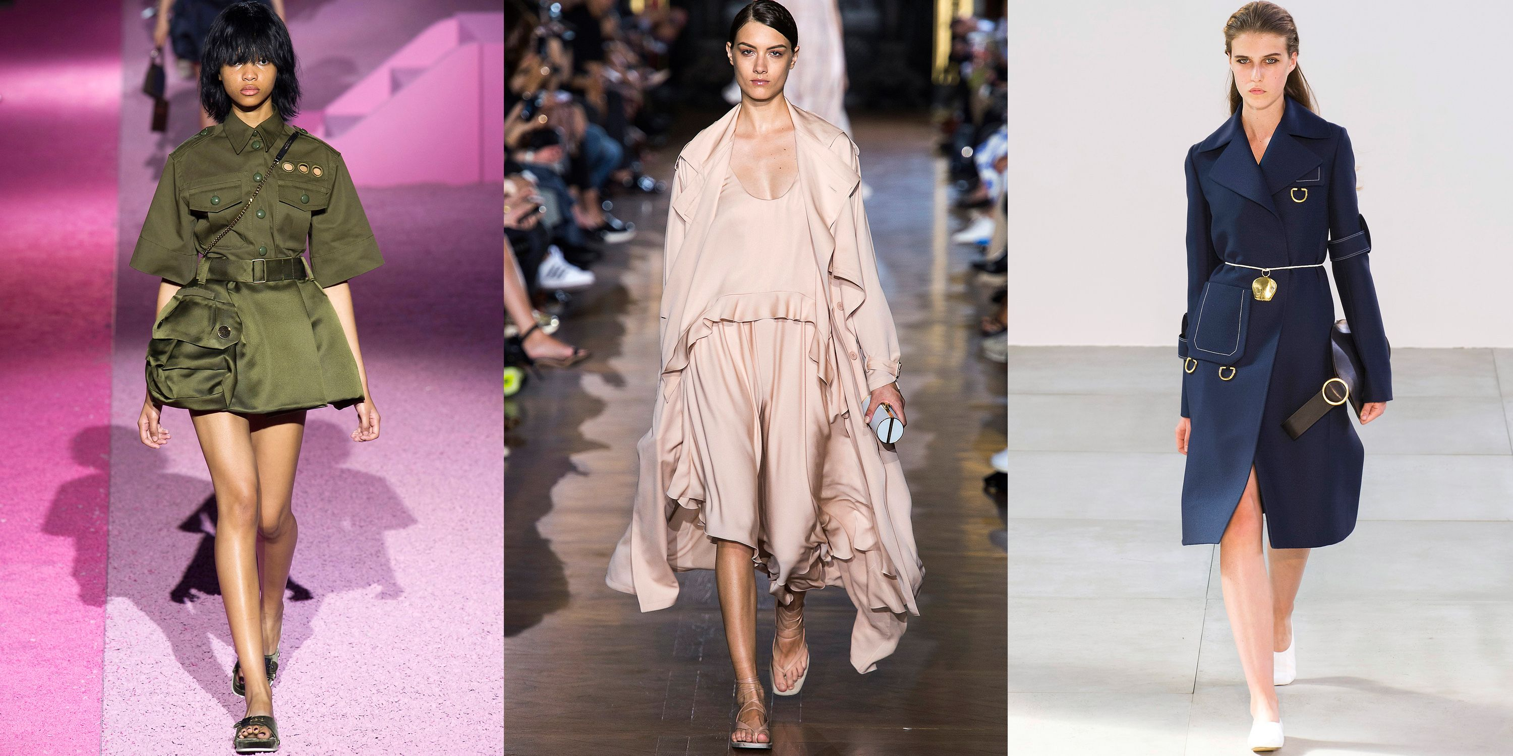 Spring 2015 Trend: MilitaryChic forecast