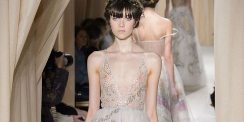 The Best Bridal Looks from Spring 2015 Couture