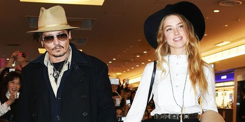 Amber Heard Is Not Blackmailing Johnny Depp, Lawyer Says