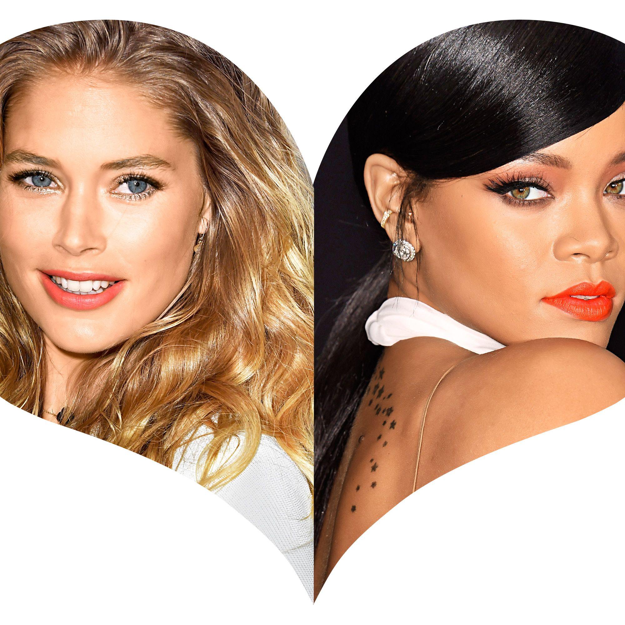 """<strong>Doutzen Kroes: </strong>""""Rihanna. Such a girl crush.""""&nbsp&#x3B;"""