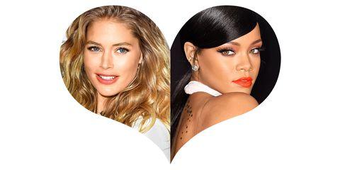 """<strong>Doutzen Kroes: </strong>""""Rihanna. Such a girl crush.""""&nbsp;"""