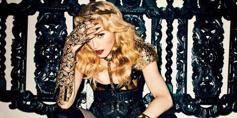 Madonna Debuts 'Ghosttown' Video