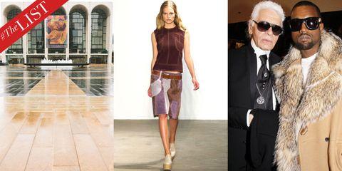 Brown, Textile, Collar, Sunglasses, Style, Waist, Fashion, Street fashion, Knee, Fashion model,