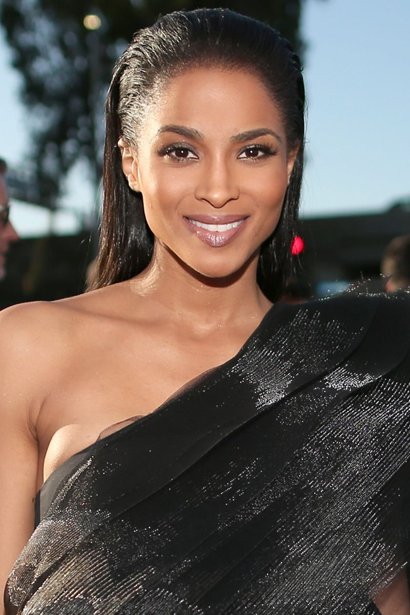 LOS ANGELES, CA - FEBRUARY 08:  Singer Ciara attends The 57th Annual GRAMMY Awards at the STAPLES Center on February 8, 2015 in Los Angeles, California.  (Photo by Christopher Polk/WireImage)