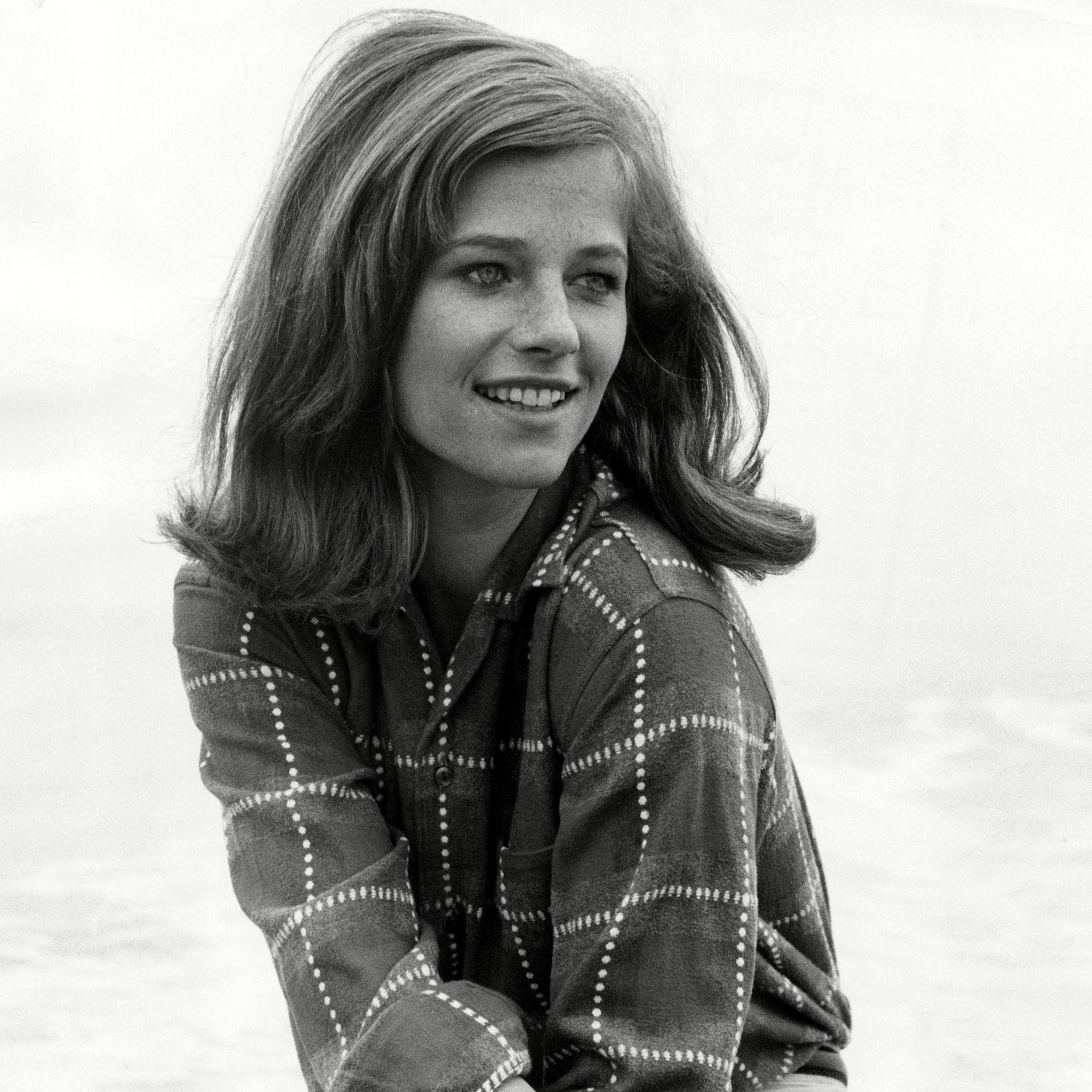 Mandatory Credit: Photo by REX USA (2250773a)&#xA&#x3B;ROTTEN TO THE CORE, Charlotte Rampling, 1965&#xA&#x3B;ROTTEN TO THE CORE, Charlotte Rampling, 1965&#xA&#x3B;&#xA&#x3B;