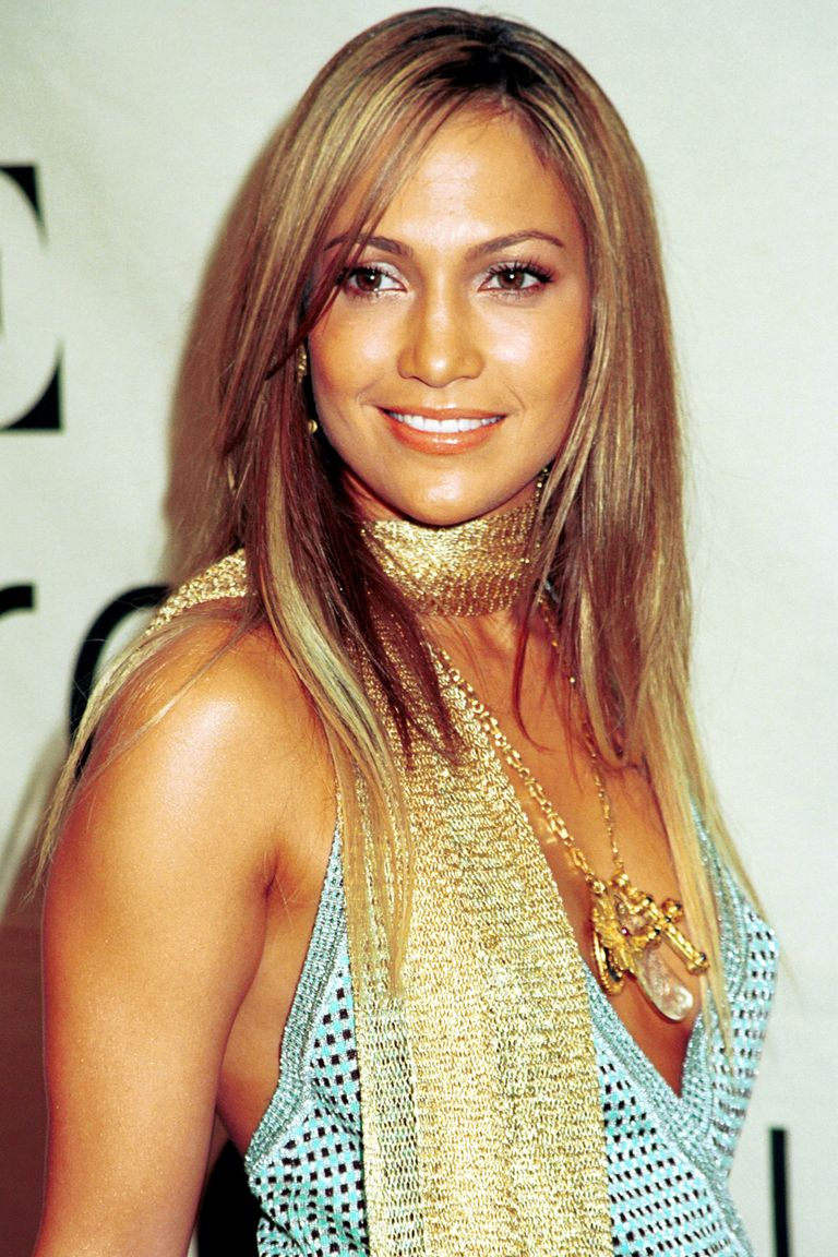 Jennifer Lopez S Hair And Beauty Looks Pictures Of J Lo