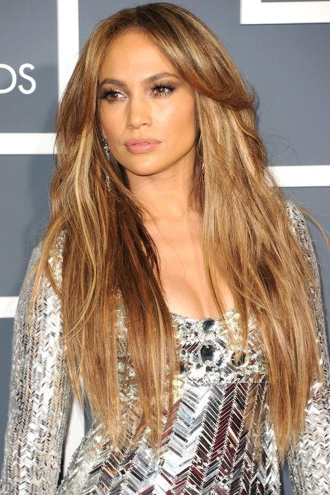 Image result for jennifer lopez long hair