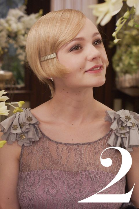 "Carey&nbsp;Mulligan in <em>The Great Gatsby</em>  <strong>France Luxe</strong> Enamel Barrette, $24, <a href=""http://shop.nordstrom.com/s/france-luxe-enamel-barrette/3503067?origin=category-personalizedsort&amp;contextualcategoryid=0&amp;fashionColor=CAMEL%2F+GOLD&amp;resultback=1679"">nordstrom.com</a>."