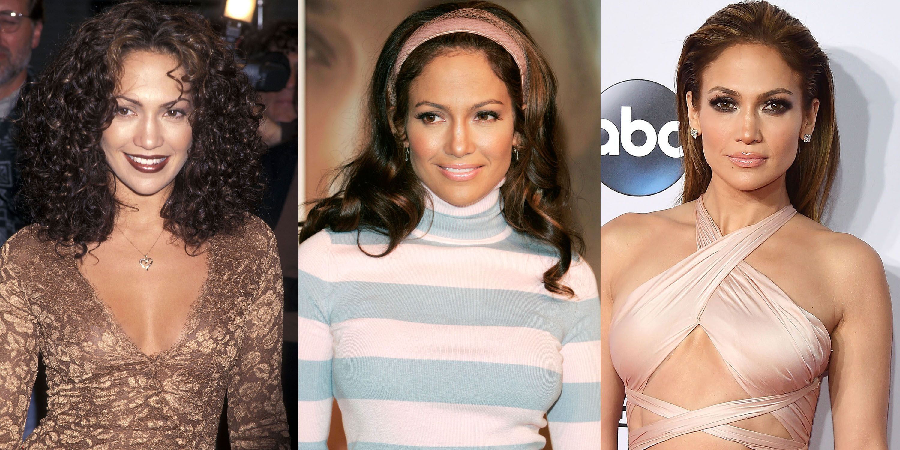 Jennifer Lopez's Hair and Makeup Looks - Pictures of J  Lo's