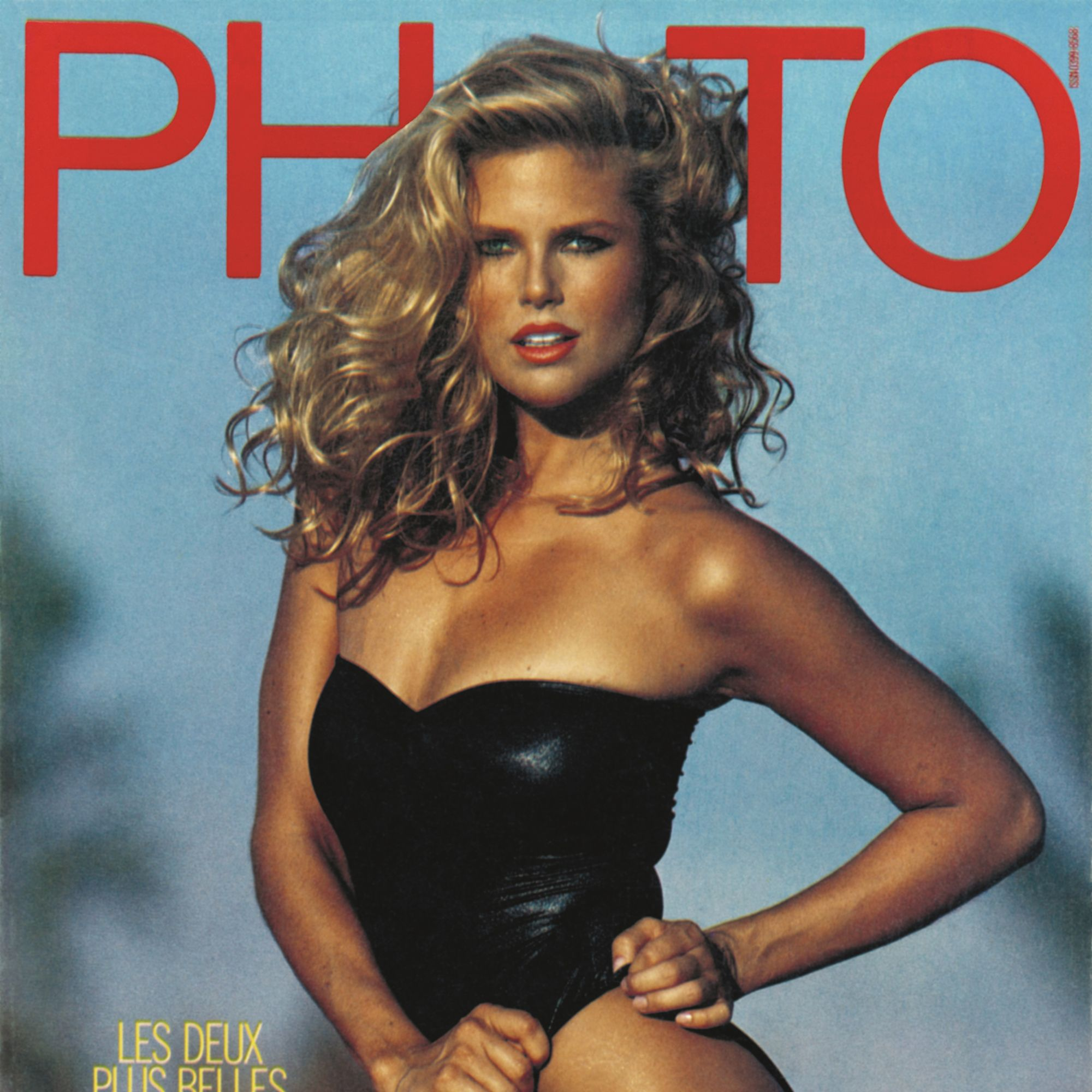 Christie Brinkley photographed by Mike Reinhardt, 1983