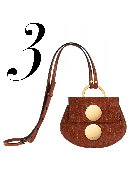 """<em>Chloé bag, $795, <a href=""""http://shop.harpersbazaar.com/designers/chloe/#category_attribute=bags&amp&#x3B;gan_data=true"""" target=""""_blank"""">shopBAZAAR.com</a>.</em>"""