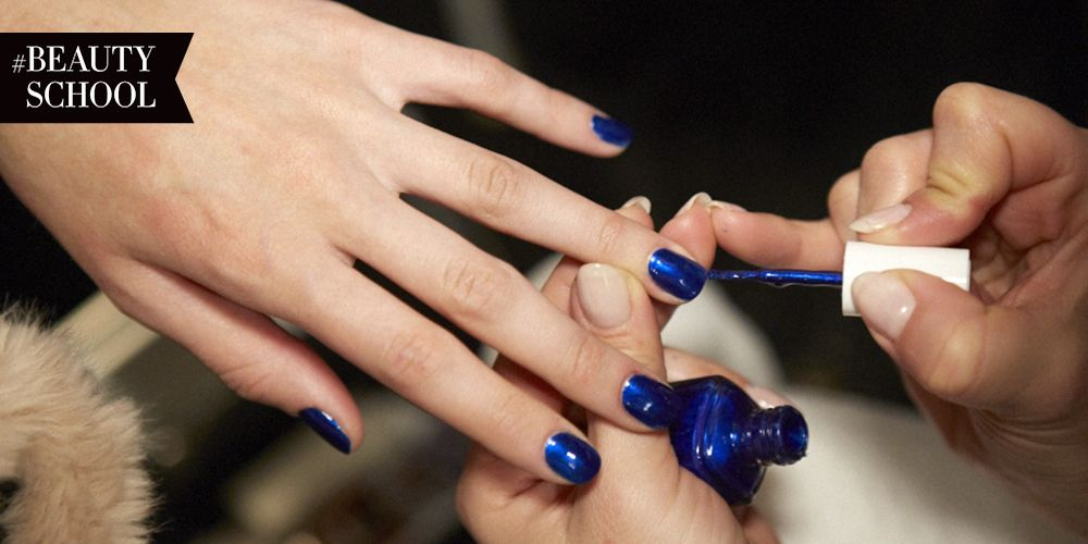 How to Prevent Nail Polish Chips - How to Make Your Manicure Last
