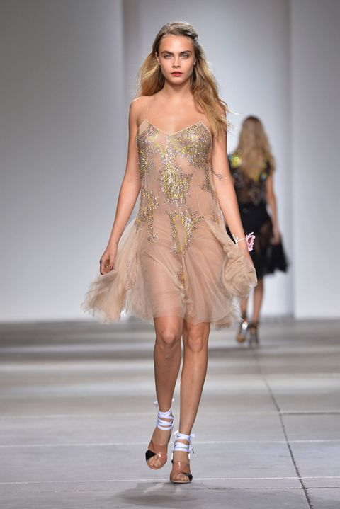 Clothing, Footwear, Head, Human, Leg, Human body, Fashion show, Shoulder, Human leg, Dress,