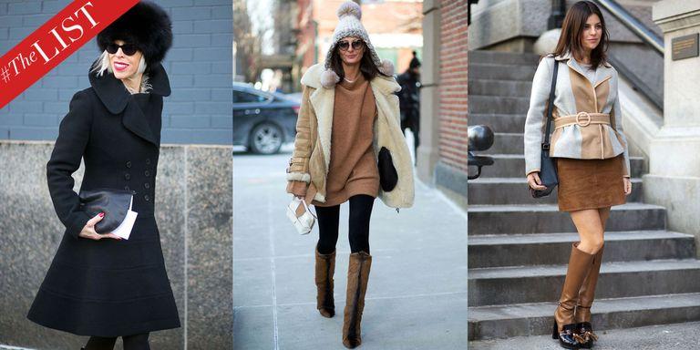 #TheLIST Best Dressed: New York Fashion Week Edition