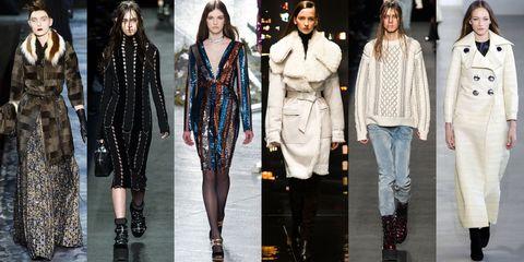 Clothing, Textile, Style, Denim, Winter, Street fashion, Fashion model, Fashion, Pattern, Fur,