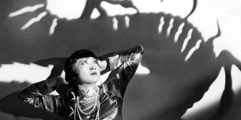 Daughter Of The Dragon (1931) | Pers: Anna May Wong | Dir: Lloyd Corrigan | Ref: _DA010AE | Photo Credit: [ Paramount / The Kobal Collection ] | Editorial use only related to cinema, television and personalities. Not for cover use, advertising or fictional works without specific prior agreement