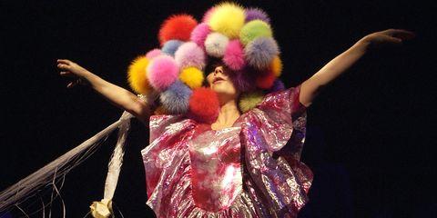 Fashioning Björk: See Her Wildest Looks