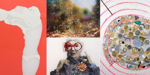 Art, Colorfulness, Mask, Visual arts, Circle, Illustration, Painting, Digital compositing, Graphic design,