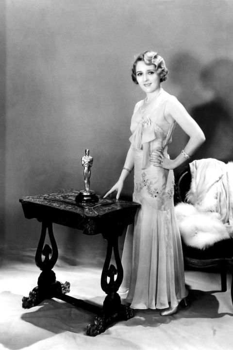 2ND ANNUAL ACADEMY AWARDS -- Pictured: Mary Pickford  (Photo by Alice S. Hall/NBC/NBCU Photo Bank via Getty Images)