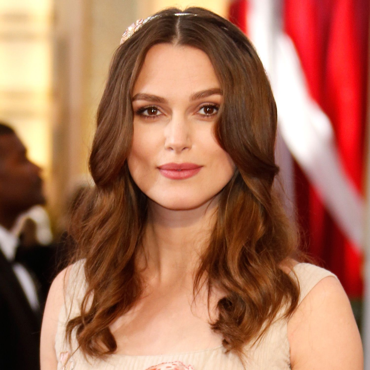 HOLLYWOOD, CA - FEBRUARY 22:  Actress Keira Knightley attends the 87th Annual Academy Awards at Hollywood &amp&#x3B; Highland Center on February 22, 2015 in Hollywood, California.  (Photo by Jeff Vespa/WireImage)