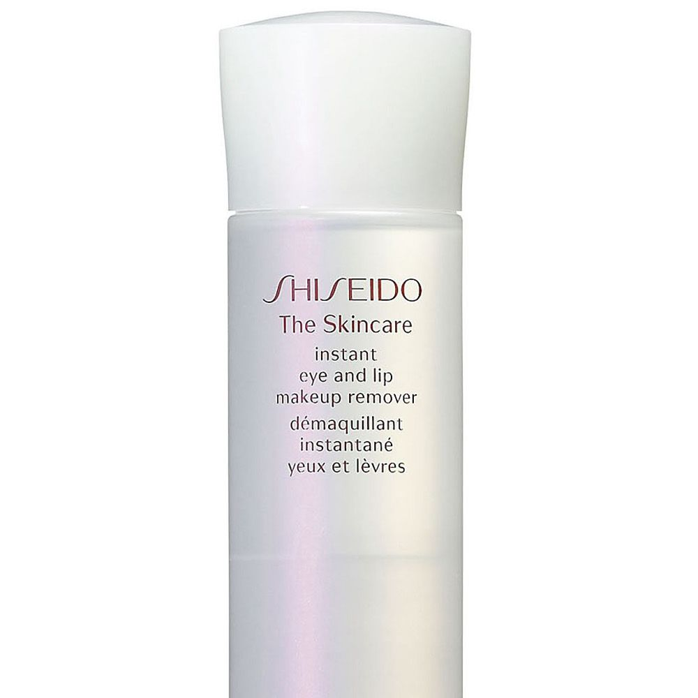 "<strong>Shiseido</strong>&nbsp&#x3B;Instant Eye and Lip Makeup Remover, $27, <a href=""http://www.sephora.com/instant-eye-lip-makeup-remover-P173629?skuId=1641745&amp&#x3B;om_mmc=ppc-GG&amp&#x3B;mkwid=6Ou5k4uE&amp&#x3B;pcrid=50233218639&amp&#x3B;pdv=c&amp&#x3B;site=us_search&amp&#x3B;country_switch=us&amp&#x3B;lang=en&amp&#x3B;gclid=CN6uvIO_7sMCFYovgQodsHYAvQ"">sephora.com</a>."