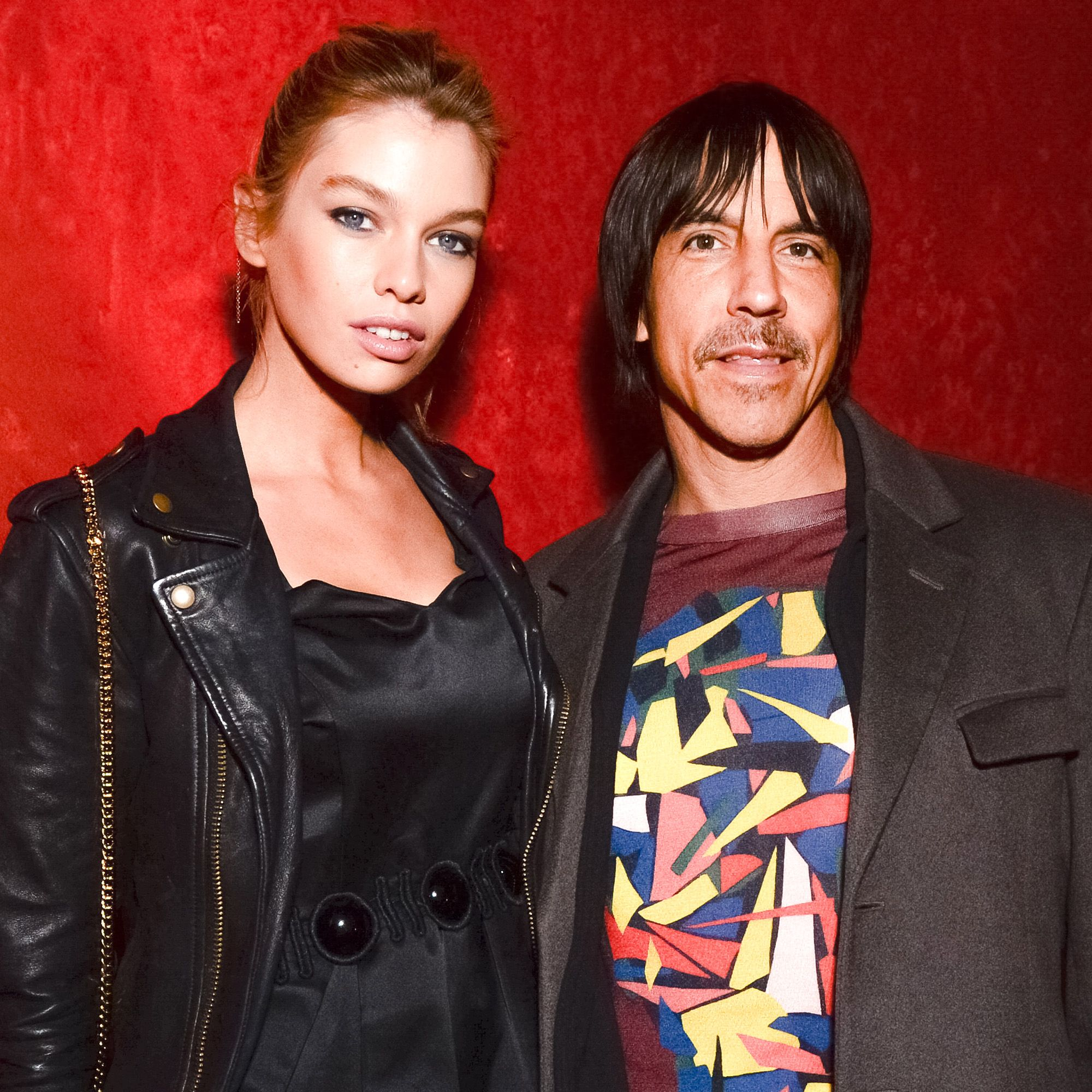 Stella Maxwell, Anthony Kiedis