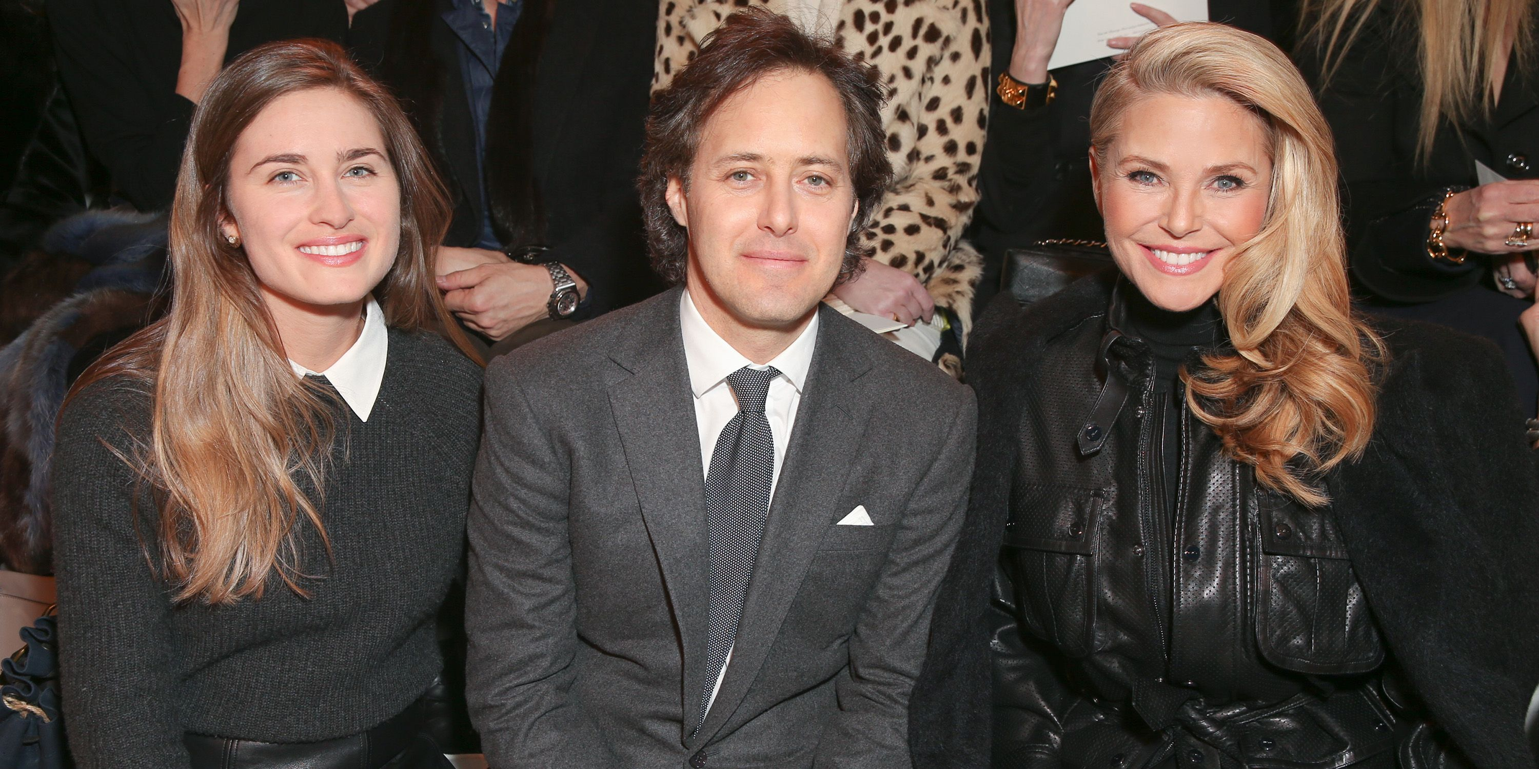 Christie Brinkley, David Lauren, Lauren Bush Lauren