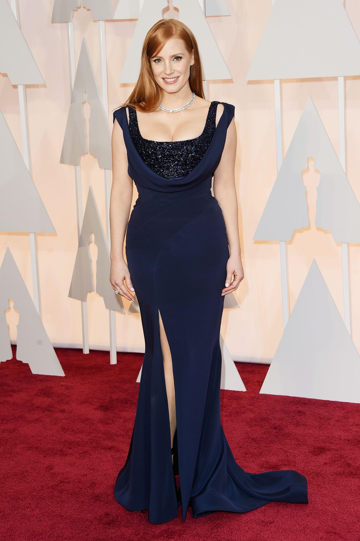 Watch 2014 Oscars Red Carpet Fashion: Best Celebrity Dresses video