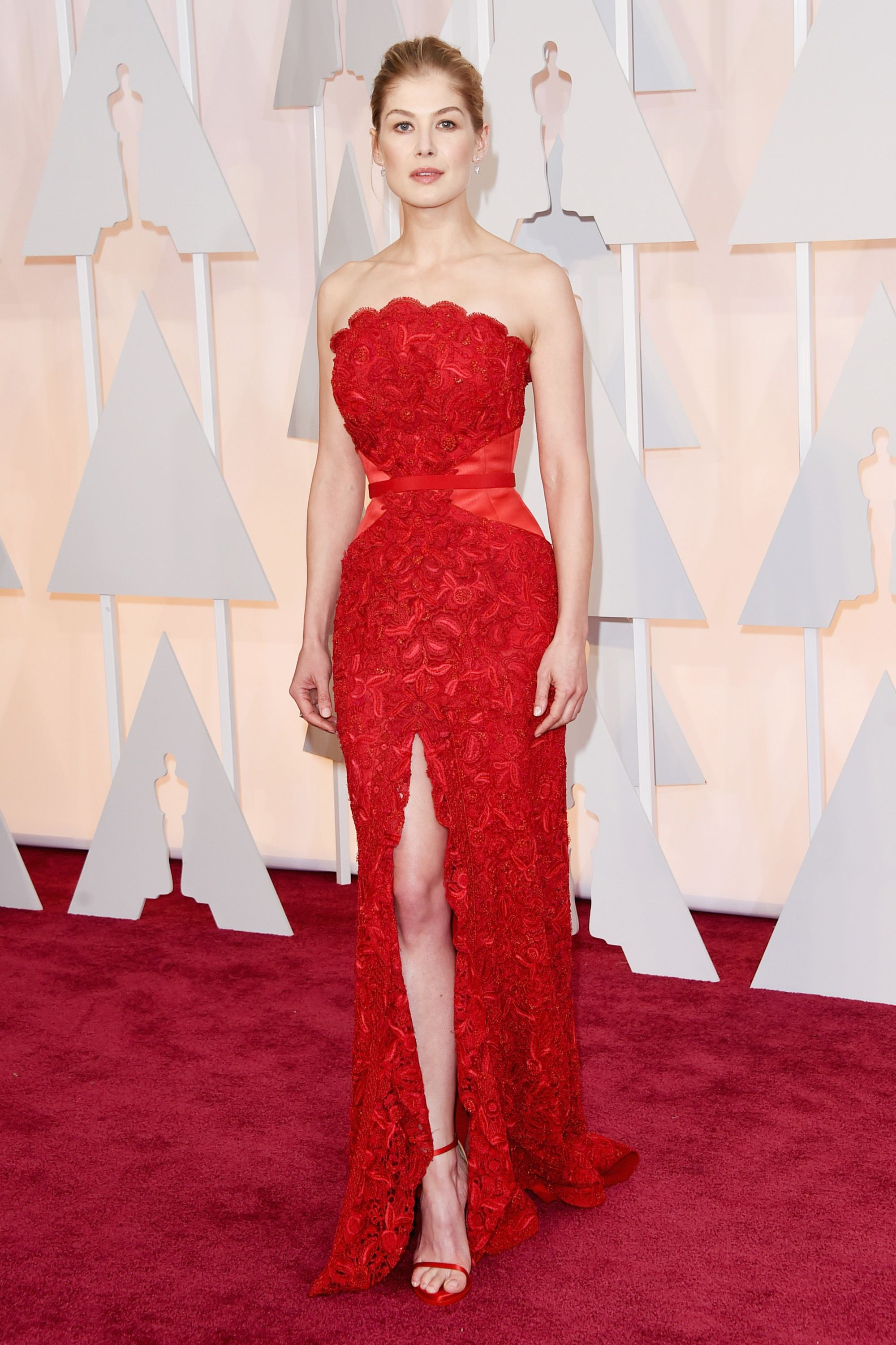 32514dd6bc2 Oscars Red Carpet 2015 - Pictures from 2015 Academy Awards Red Carpet