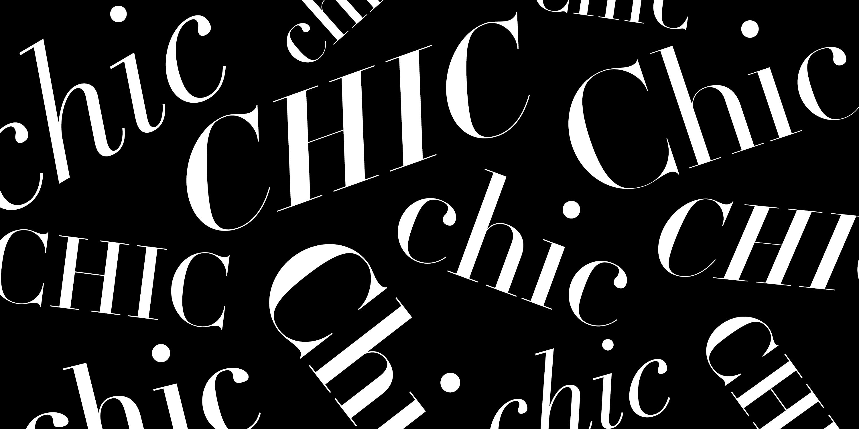 The History Of The Word Chic Chic Definition And History