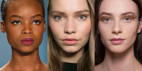 Lip, Cheek, Brown, Skin, Eyelash, Chin, Forehead, Eyebrow, Style, Iris,