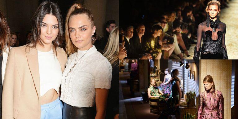 10 London Fashion Week Highlights
