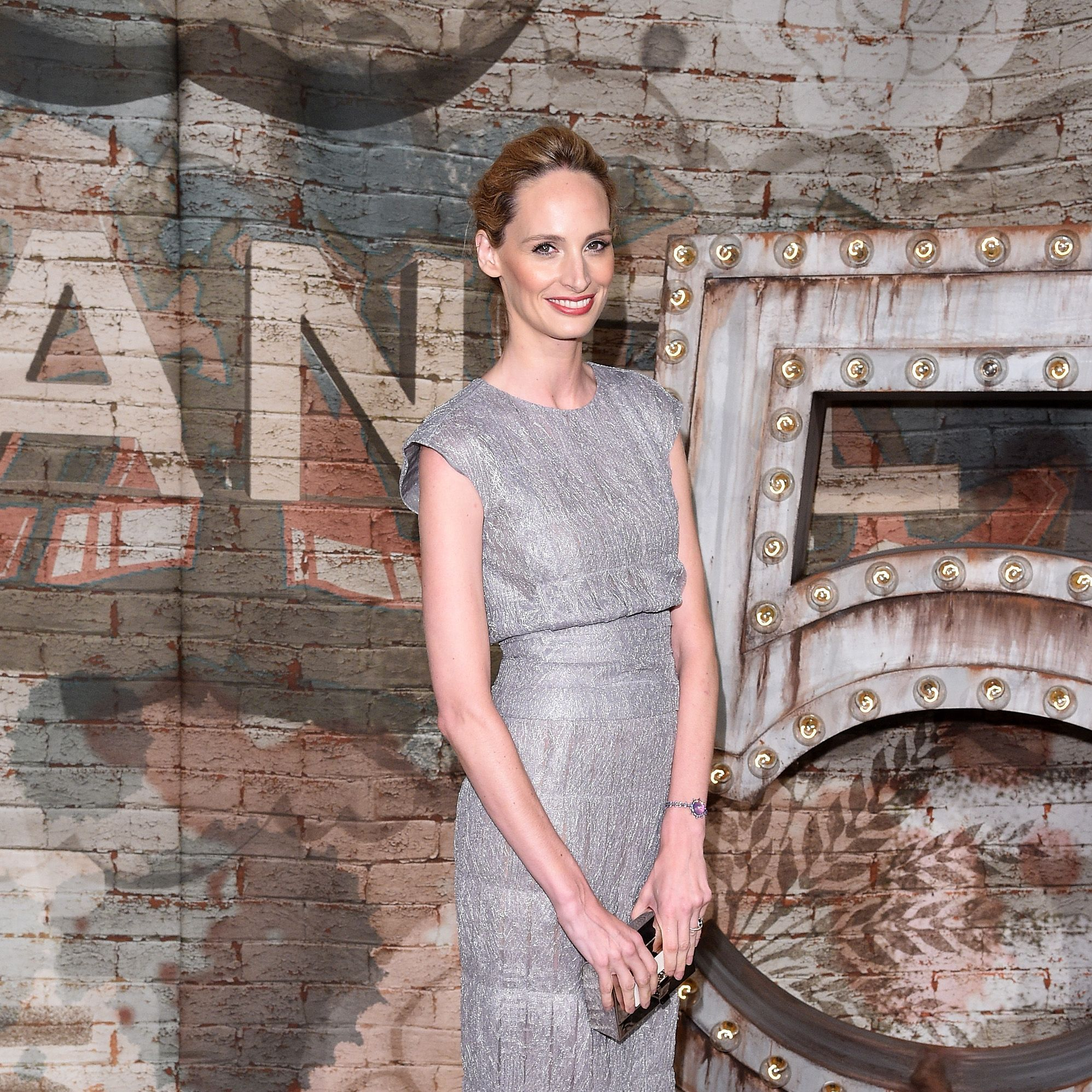 NEW YORK, NY - OCTOBER 13:  Vogue Editor Lauren Santo Domingo attends the CHANEL Dinner Celebrating N°5 THE FILM by Baz Luhrmann on October 13, 2014 in New York City.  (Photo by Andrew H. Walker/Getty Images for CHANEL)