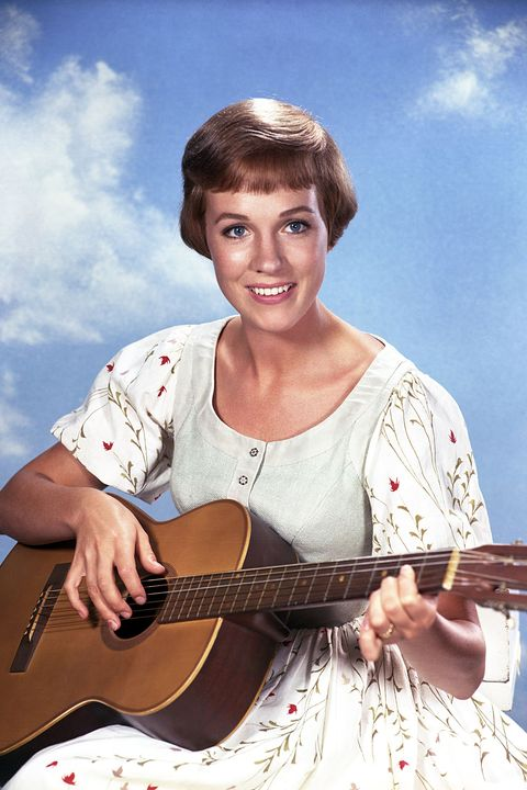 THE SOUND OF MUSIC, Julie Andrews, 1965. TM  Copyright ©20th Century Fox Film Corp. All rights reserved/courtesy Everett Collection
