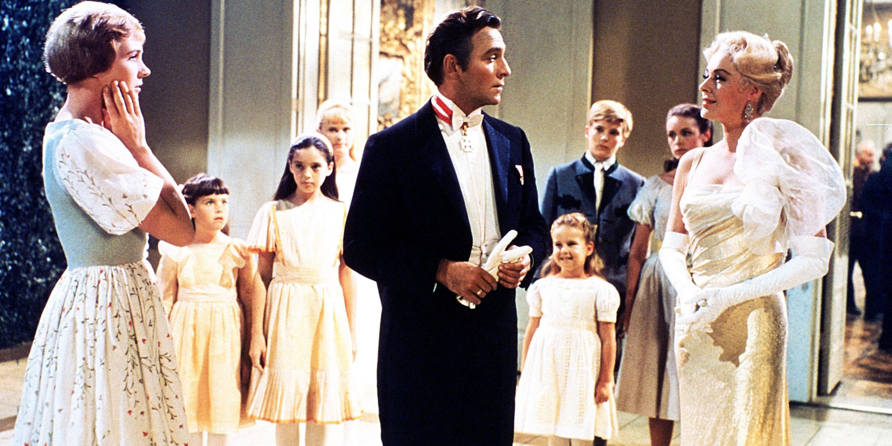 Most stylish moments from The Sound of Music
