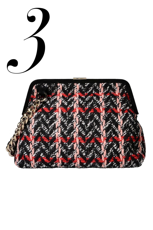 """<em>Victoria Beckham bag, $1,295, <a href=""""http://shop.harpersbazaar.com/designers/victoria-beckham/heritage-bag/"""">net-a-porter.com.</a></em>"""