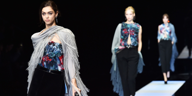 0f0e49f558cb Milan Fashion Week Fall 2015 - Best Milan 2015 Runway Fashion
