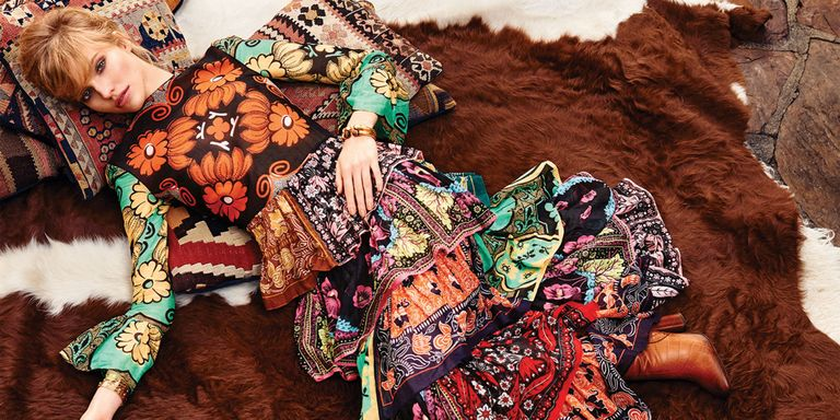 Gypsy Girl: 15 Boho Chic Dresses