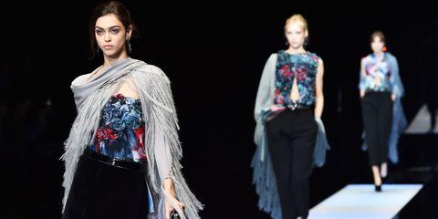Fashion, Fashion model, Costume design, Fashion design, Model, Stage, Makeover, Costume, Drama, Fashion show,